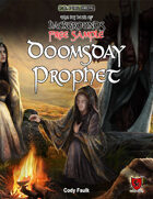 Doomsday Prophet Background (5e) - The Big Book of Backgrounds
