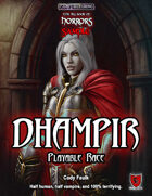 Dhampir player race (5e) - The Big Book of Horrors
