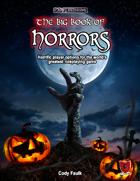 The Big Book of Horrors (5e)