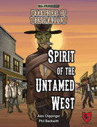 Spirit of the Untamed West (Wranglers of Westhallow)
