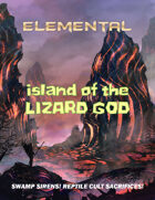 Island of the Lizard God