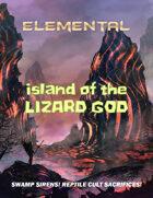 Island of the Lizard God