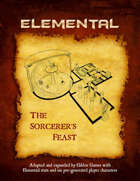 The Sorcerer's Feast (Elemental Edition)