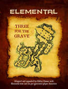 Three for the Grave (Elemental Edition)