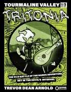 Cover of Tourmaline Valley: Tritonia #1