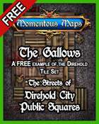 A FREE Building of Direhold City: The Gallows