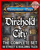 Direhold City: The Complete Set