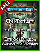 Direhold Dungeon: FREE - The Mortuary