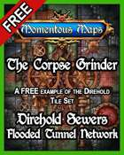Direhold Sewers: FREE - The Corpse Grinder