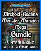 Monster Mansion Mega Bundle [BUNDLE]