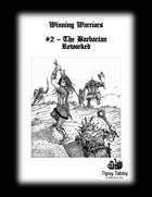 Winning Warriors: Barbarian - Pathfinder