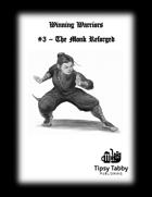 Winning Warriors: Monk - Pathfinder