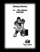 Winning Warriors: Paladin - Pathfinder