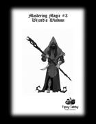 Mastering Magic: Wizard's Wisdom - Pathfinder