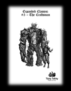 Expanded Class: Craftsman - Pathfinder