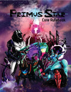 Primus Star Core Rulebook 1st Edition