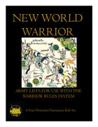 New World Warrior