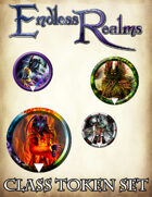 Endless Realms: Class Tokens
