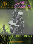 Swamp of Sorrows - Ancient Tree Trunk