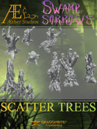 Swamp of Sorrows - Scatter Trees