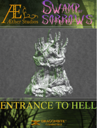 Swamp of Sorrows - Entrance to Hell