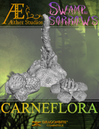 Swamp of Sorrows - Carneflora
