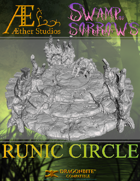 Swamp of Sorrows - Runic Circle