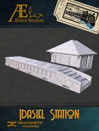 Electro Rail Trains: Idasiel Station