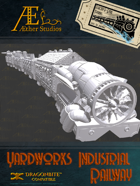 Electro Rail Trains - Yardworks Industrial