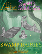 Swamp of Sorrows - Swamp Barges