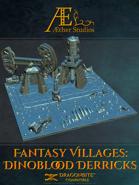 Fantasy Villages: Dinoblood Derricks