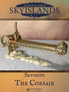 Sky Islands: The Corsair