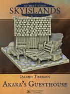 Sky Islands: Akara's Guest House