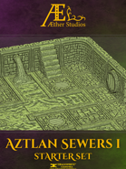 Aztlan Sewers I: Starter Set
