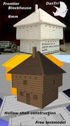 Frontier Blockhouse 6mm