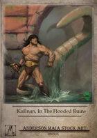 Kullnan In The Flooded Ruins
