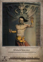Khitani Sorcerer