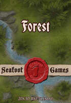 Seafoot Games - Forest (20x30 Battlemap)