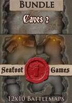 Seafoot Games - Caves II | 12x10 Battlemaps