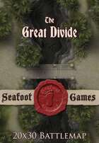 Seafoot Games - The Great Divide | 20x30 Battlemap