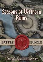 Seasons of Vel'Thorn | 20x30 Battlemaps [BUNDLE]