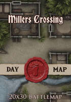 Seafoot Games - Millers Crossing | 20x30 Battlemap