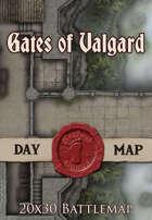 Seafoot Games - Gates of Valgard | 20x30 Battlemap