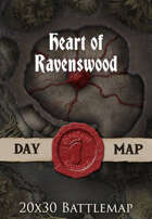 Seafoot Games - Heart of Ravenswood | 20x30 Battlemap