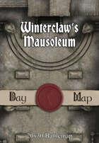 Seafoot Games - Winterclaw's Mausoleum | 20x30 Battlemap