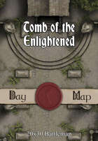 Tomb of the Enlightened map