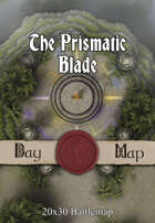 Seafoot Games - The Prismatic Blade   20x30 Battlemap