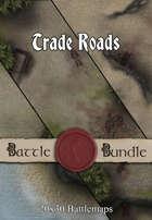 Trade Roads | 20x30 Battlemaps [BUNDLE]