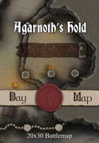 Seafoot Games - Agarnoth's Hold | 40x30 Battlemap