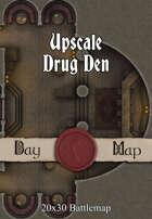 Seafoot Games - Upscale Drug Den | 20x30 Battlemap